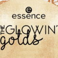 Essence voorjaar 2021 The Glowin' Golds square