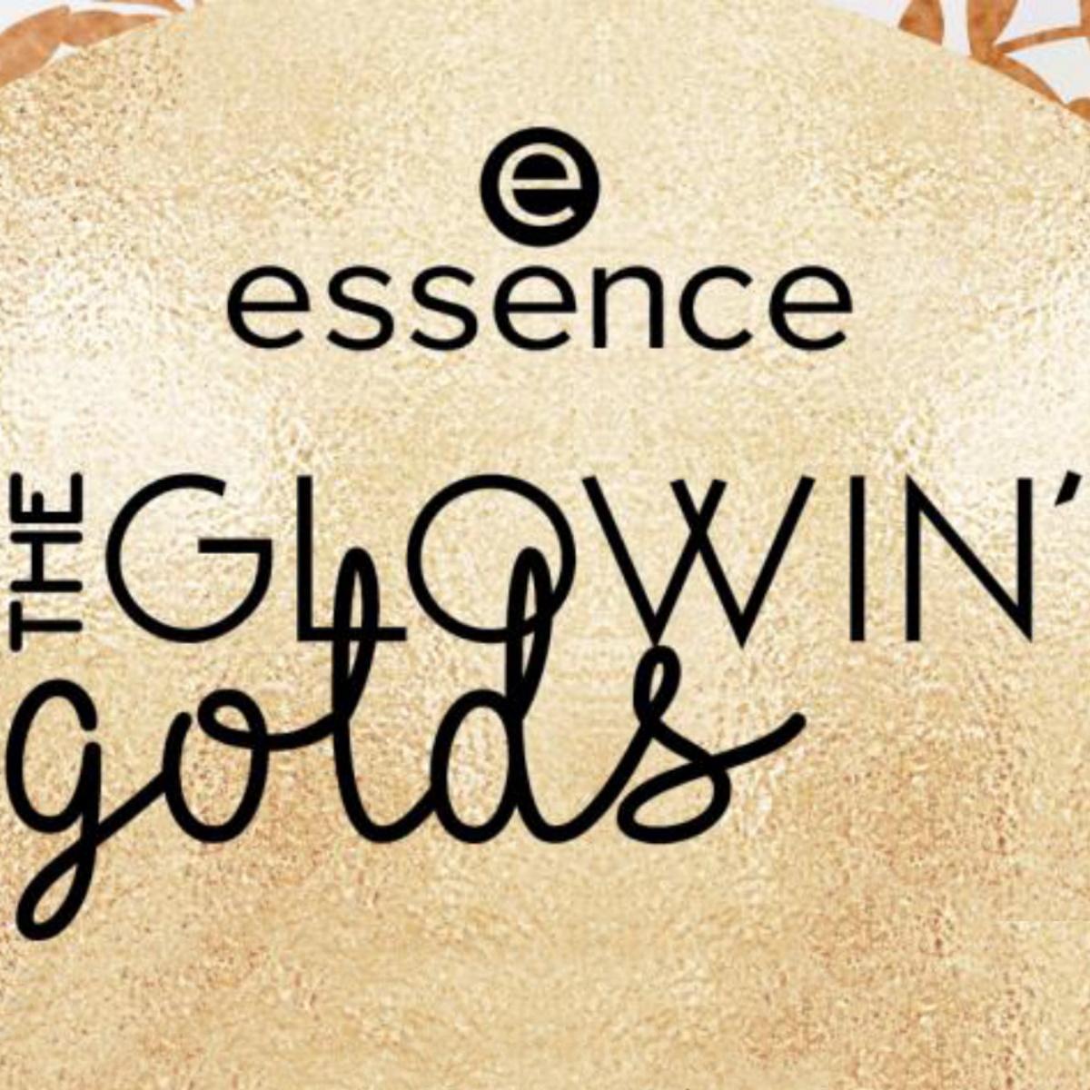 Persbericht: Essence LE The Glowin' Golds
