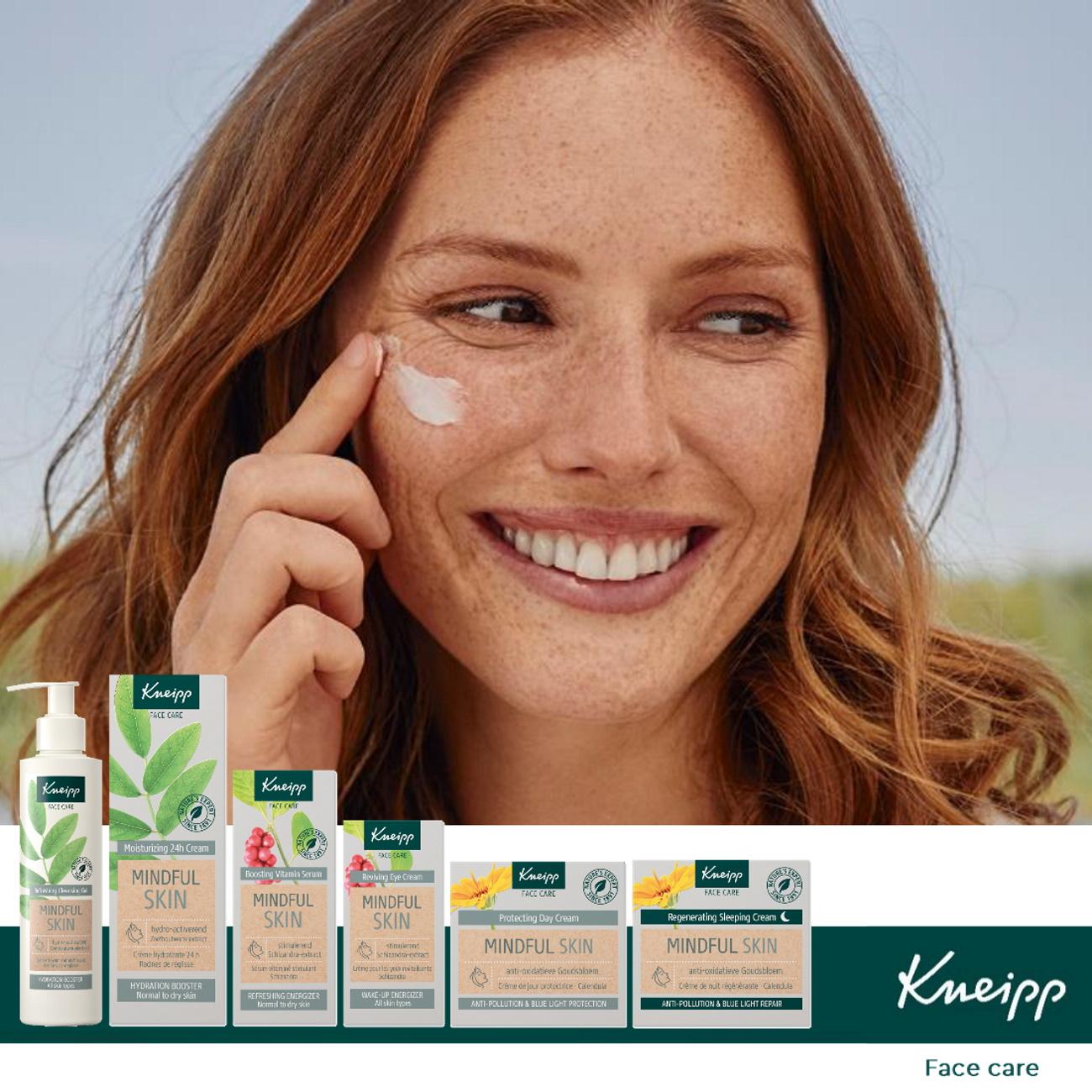 Persbericht: Kneipp Mindful skin verzorgingslijn