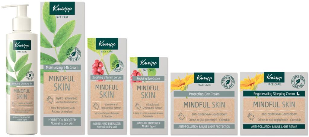 Kneipp Mindful Skin nieuwe producten
