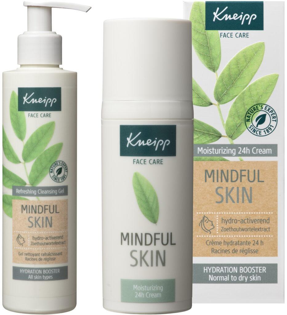 Kneipp mindful skin Refreashing cleansing gel creme