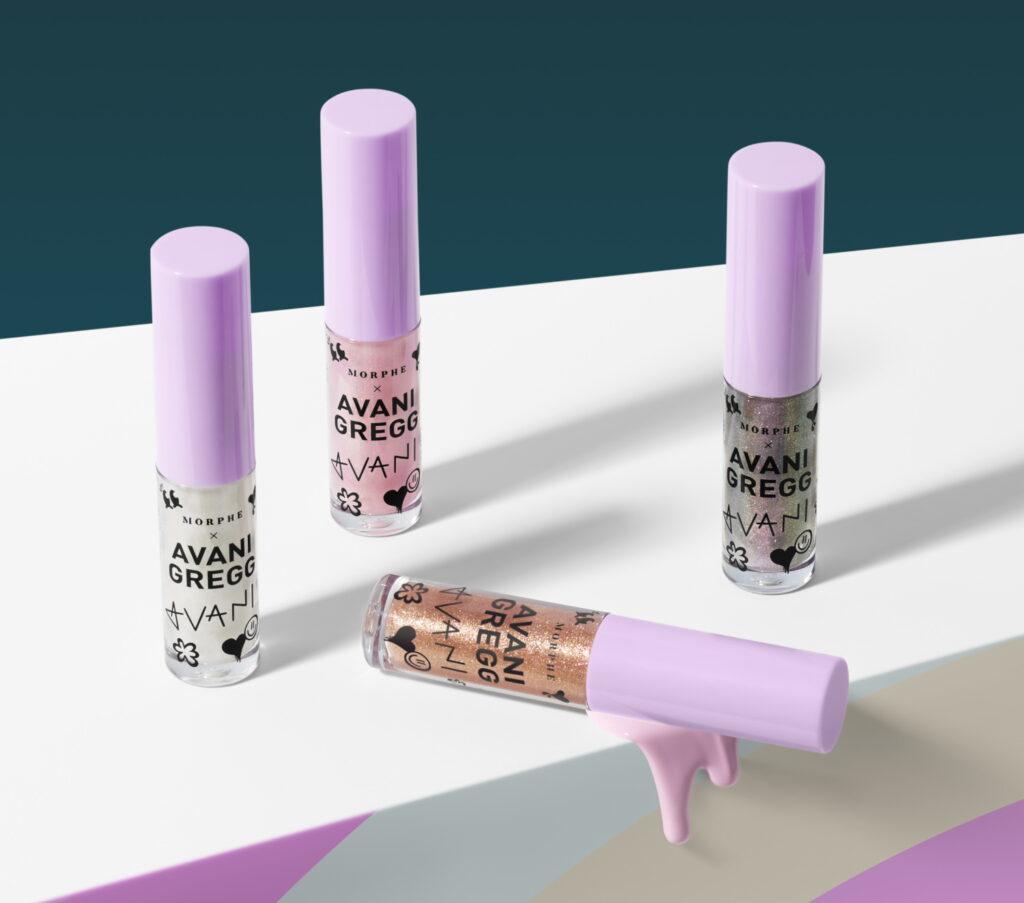Morphe lipkit set lipglosses 2021