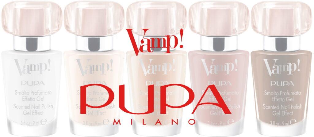 PUPA Milano VAMP! Scented nagellak 2021 banner
