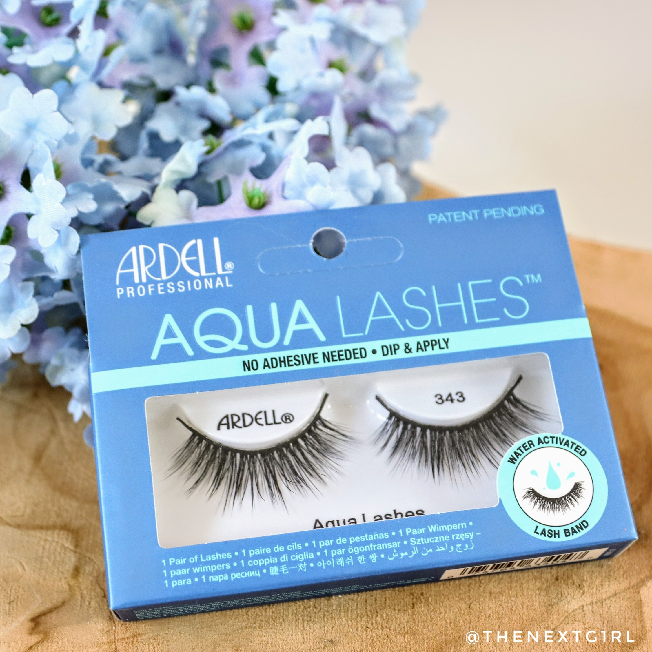 Review: Ardell Aqua lashes