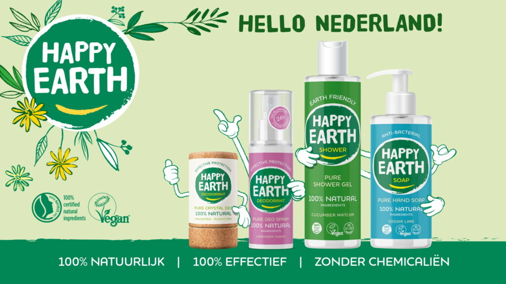 Happy Earth producten