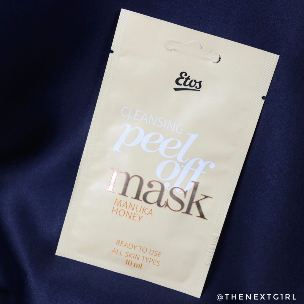 Peeloff honing masker van Etos