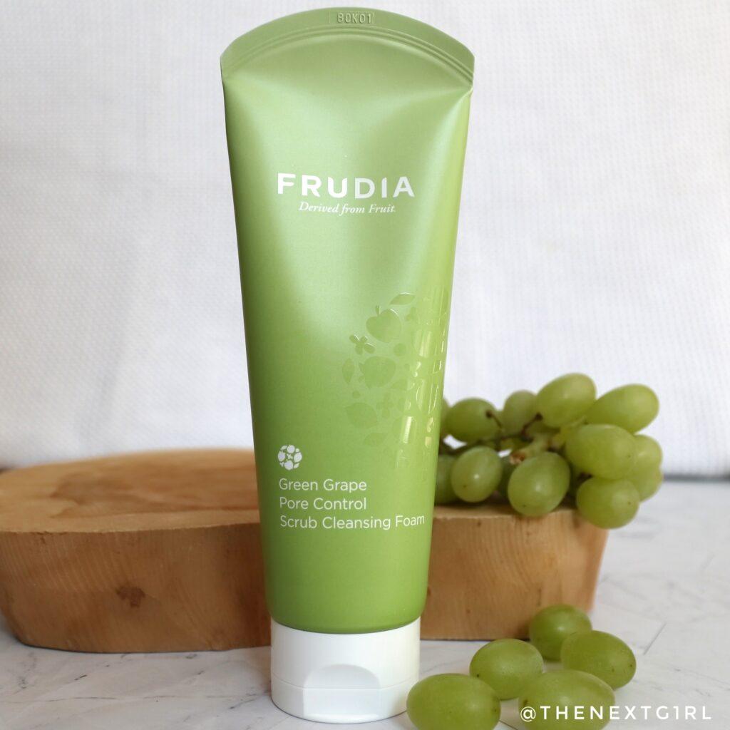Frudia Scrub Cleansing Foam