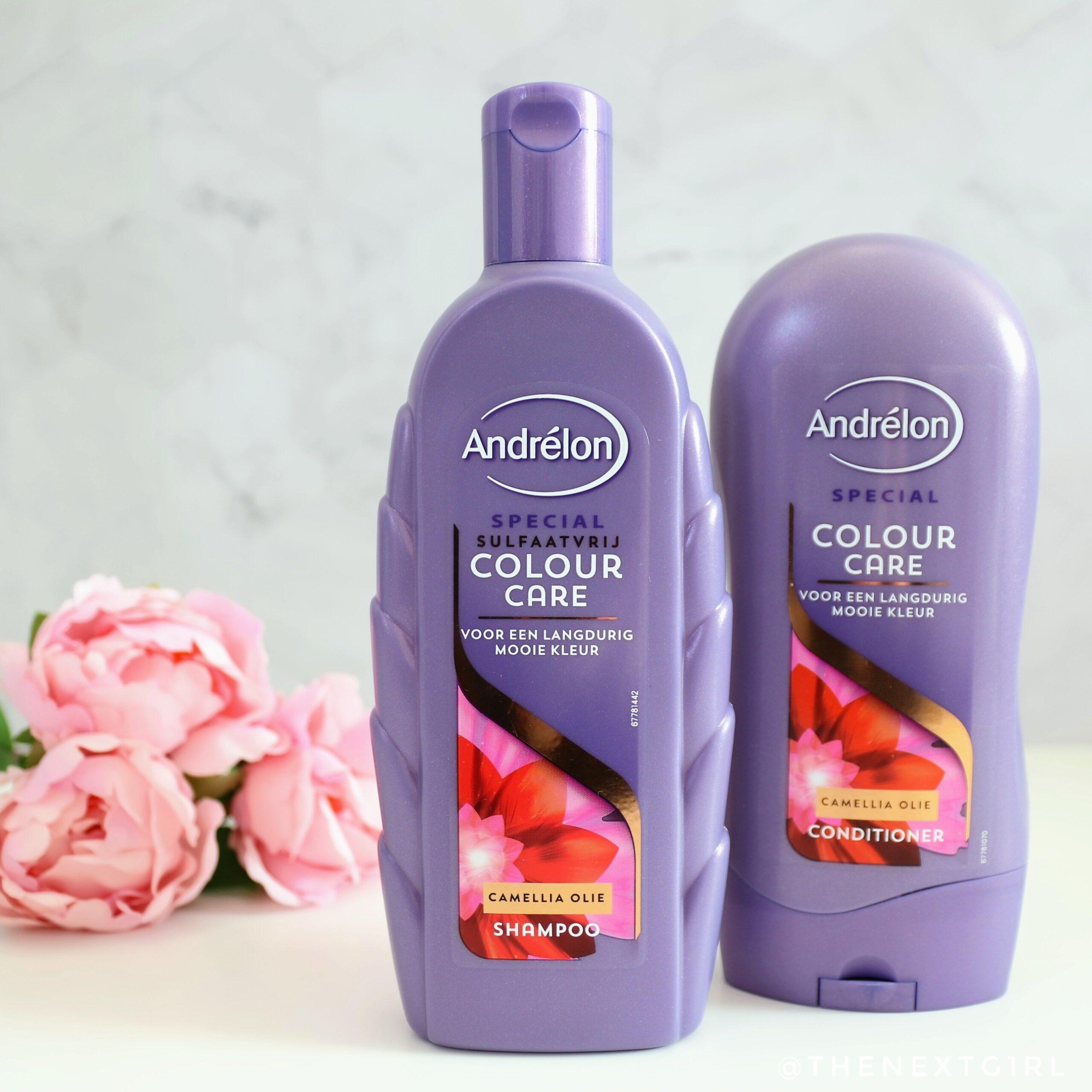Review: Andrélon Colour Care producten