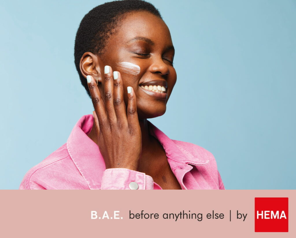 B.A.E. by HEMA skin care
