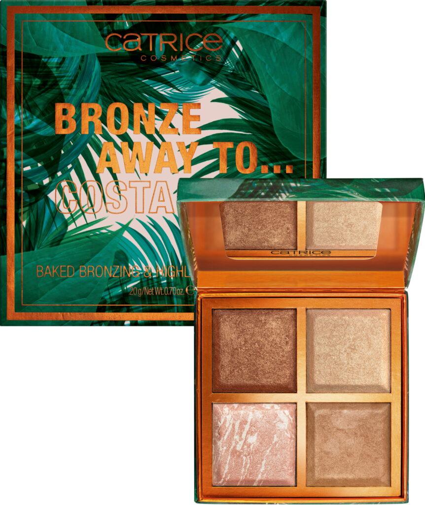 Catrice baked bronzing highlighter palette 2021