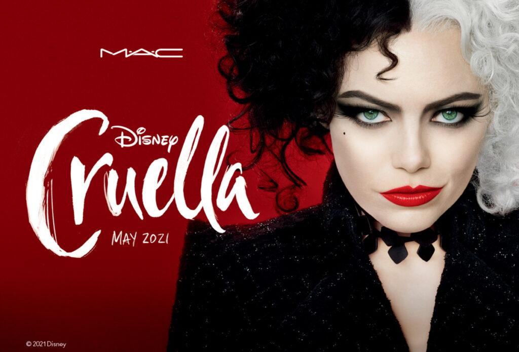 MAC Cruella mei 2021 banner