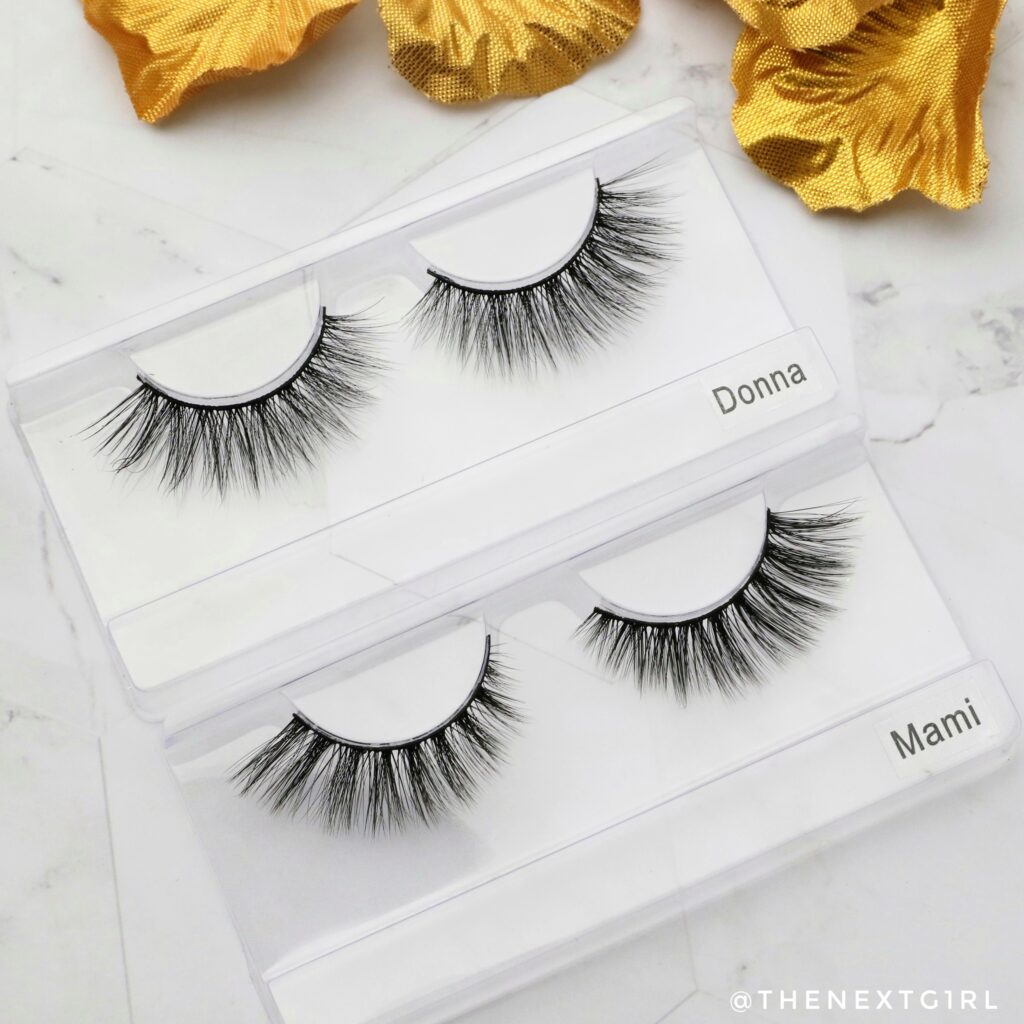 Nepwimpers Lashes by Linnie Mami en Donna