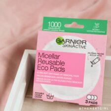 Garnier Micellar Reusable Eco Pads