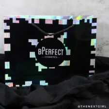 BPerfect Cosmetics mystery bag large 2021