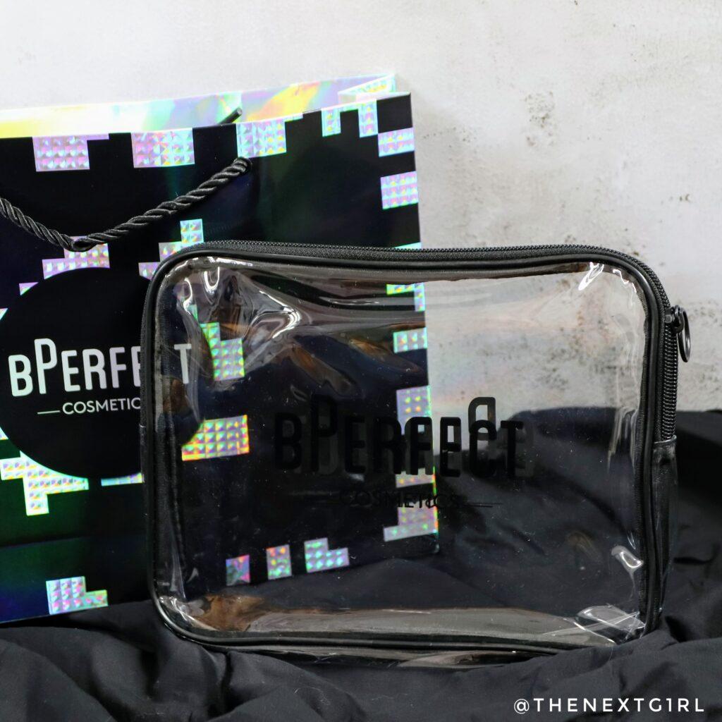 BPerfect Mystery Bag toilettas makeup