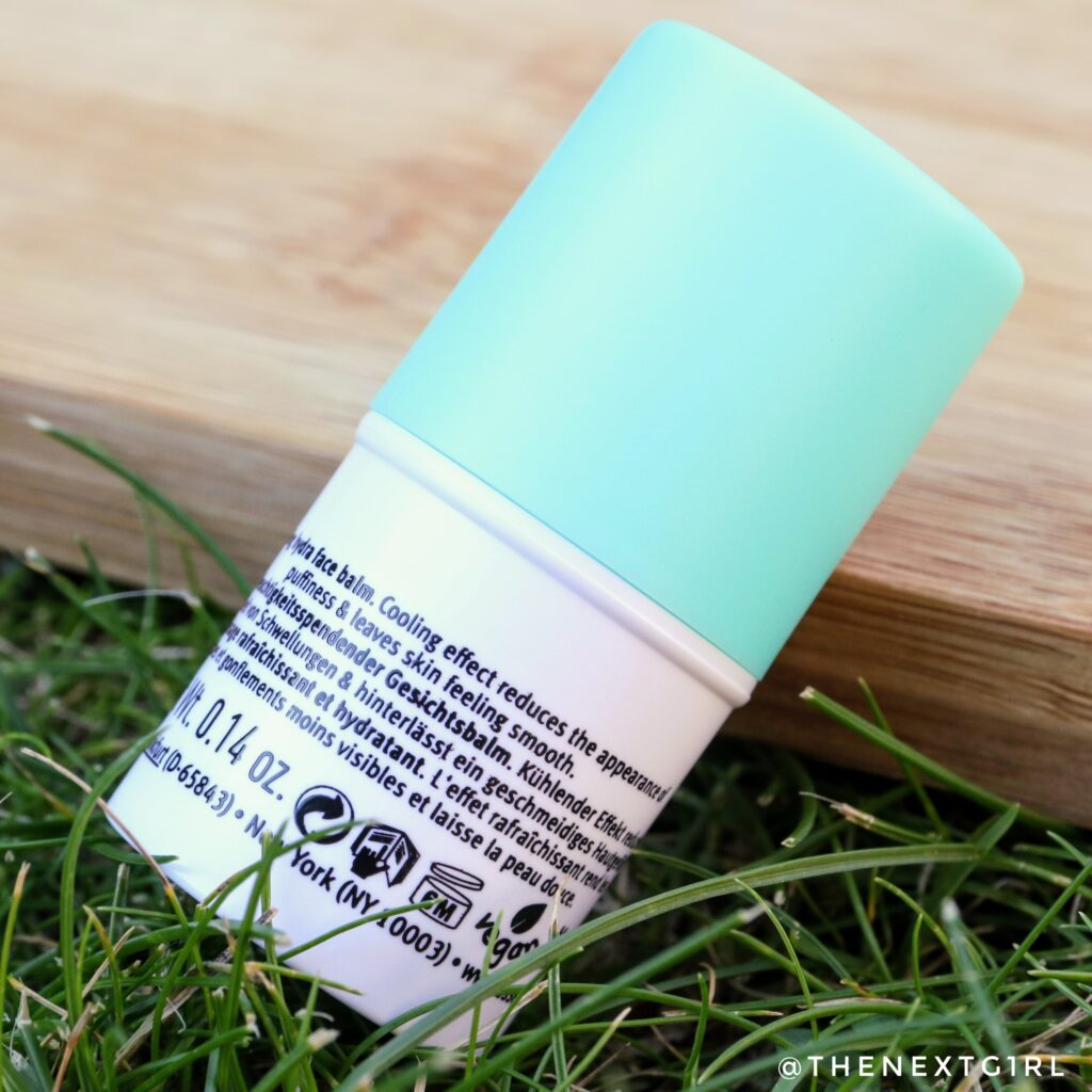 Informatie Cooling Hydra Face Balm
