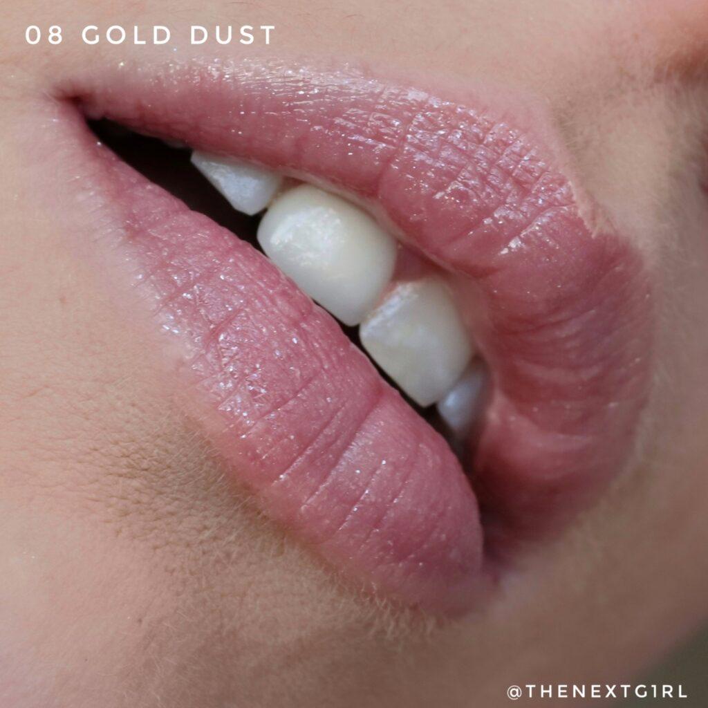 Swatch Essence 08 Gold Dust