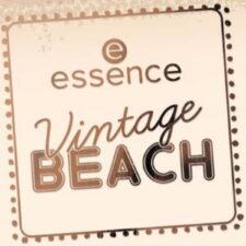 Essence LE Vintage Beach zomer 2021