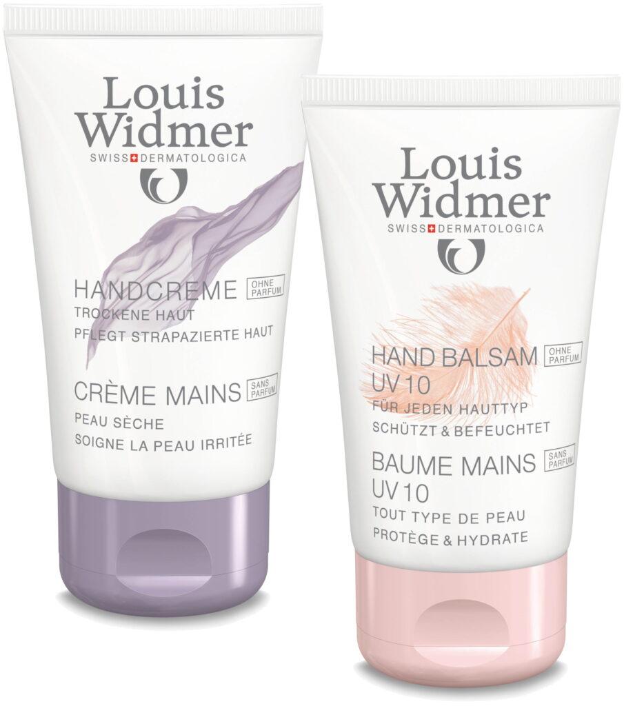 Louis Widmer handbalsem handcreme zonder parfum