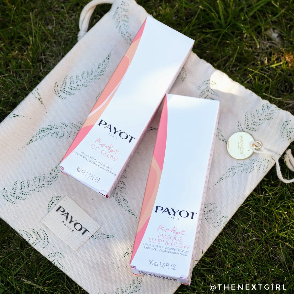 My Payot GLOW producten 2021