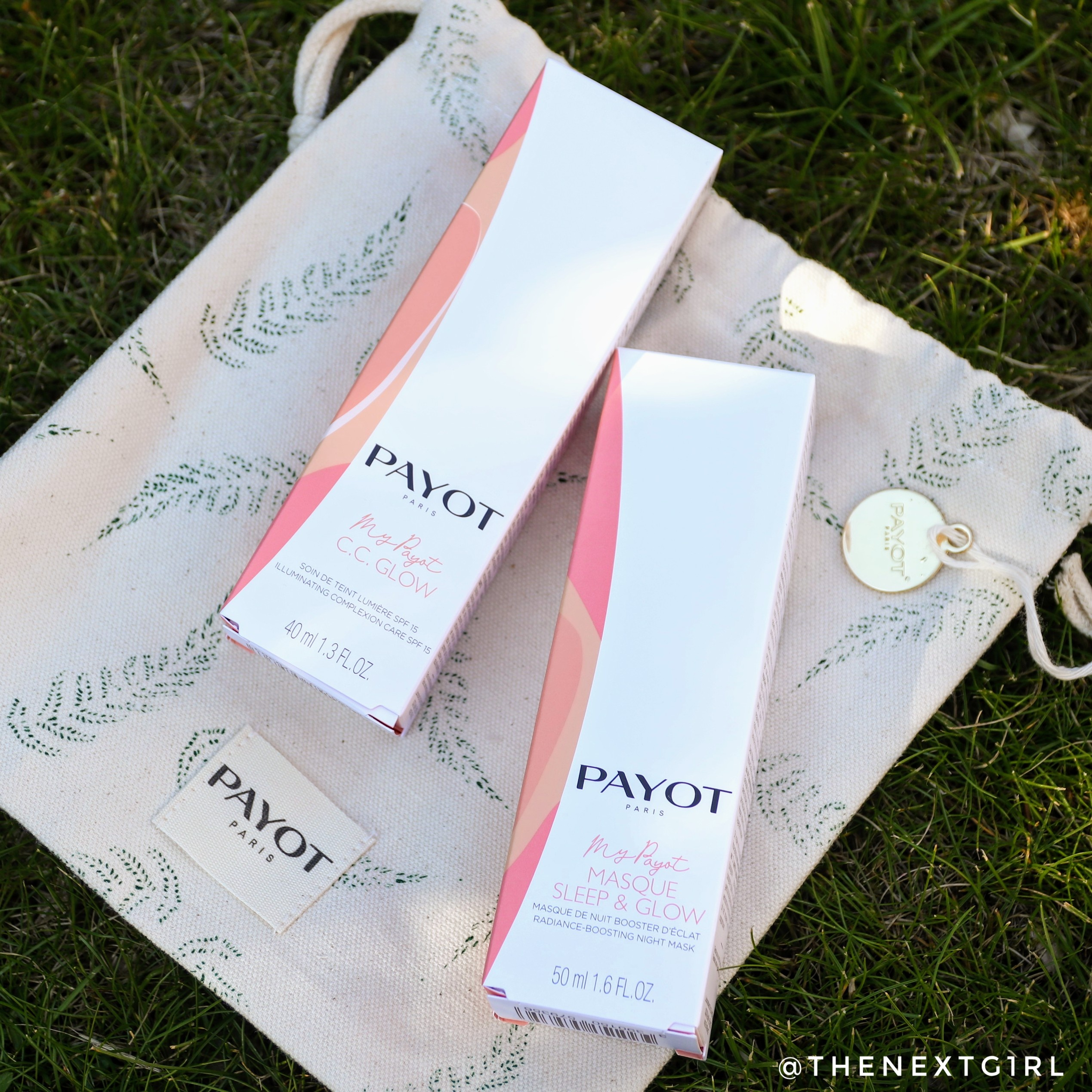 Review: MY PAYOT Glow producten