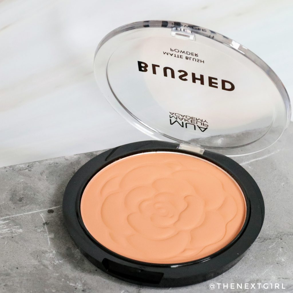 Makeup Academy Blushed Matte Blush Powder