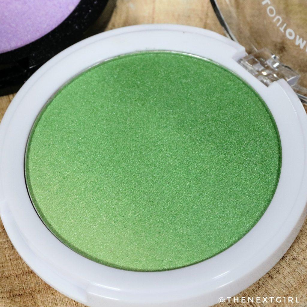 Close-up SheGlam Ombre blush groene highlighter