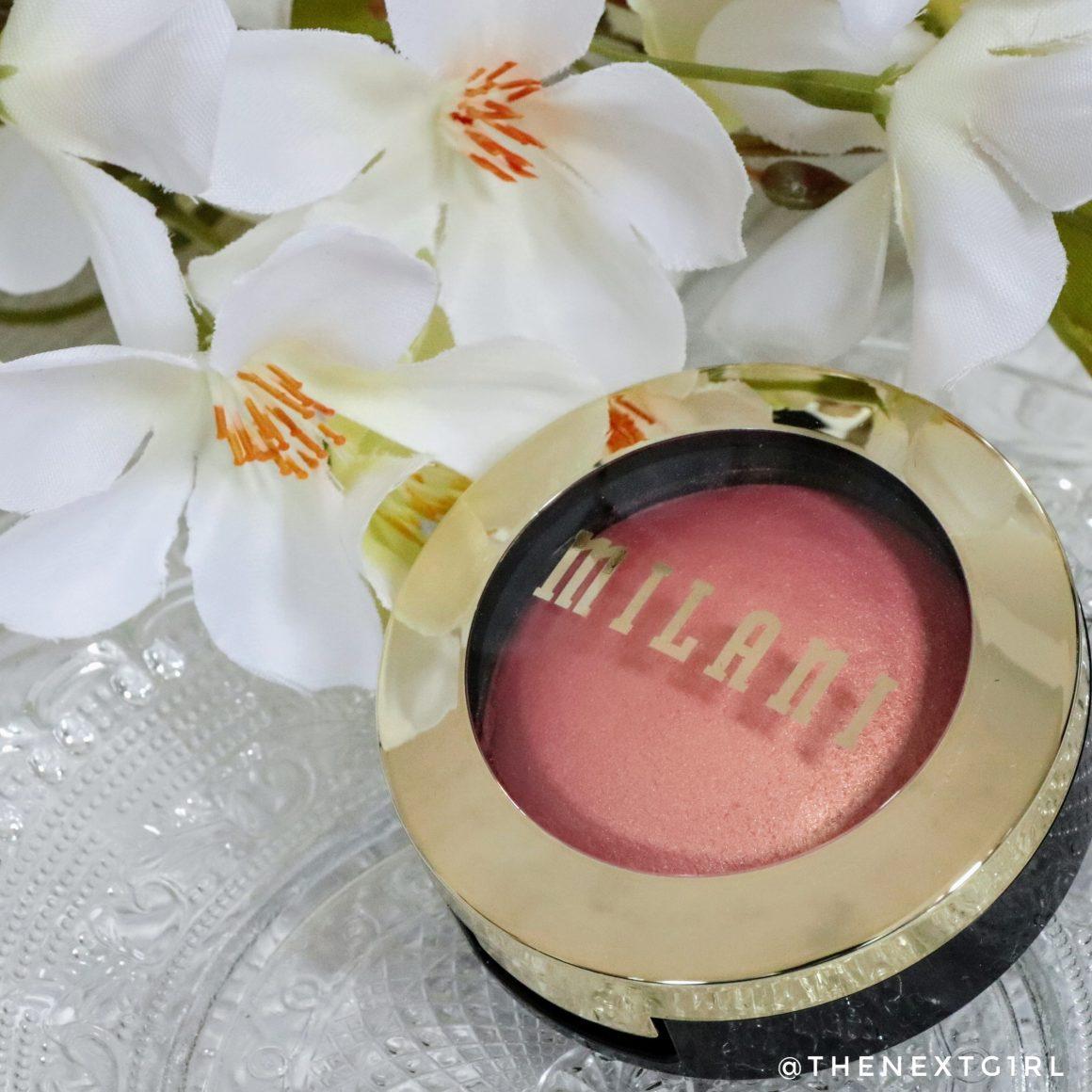 Review: Milani Bella Bellini blush