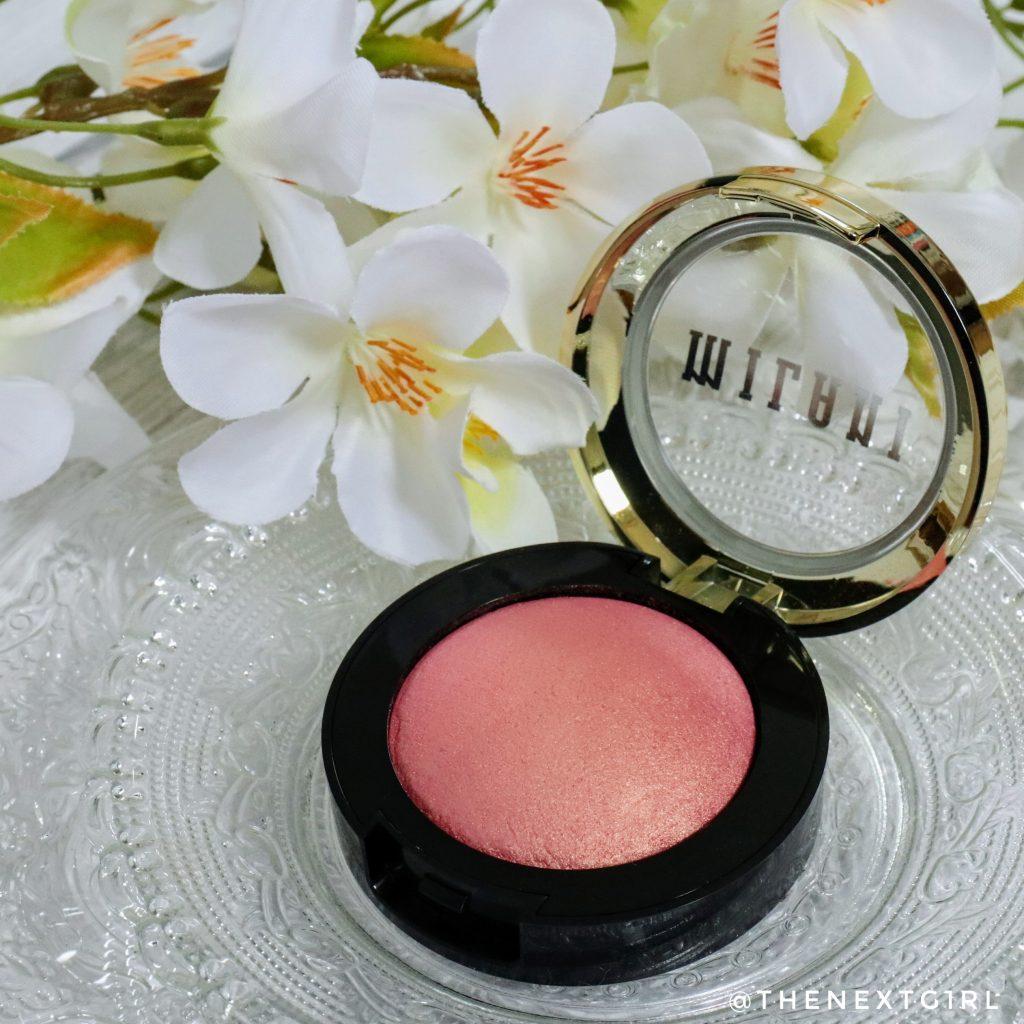Budgetproof blush peachy goud