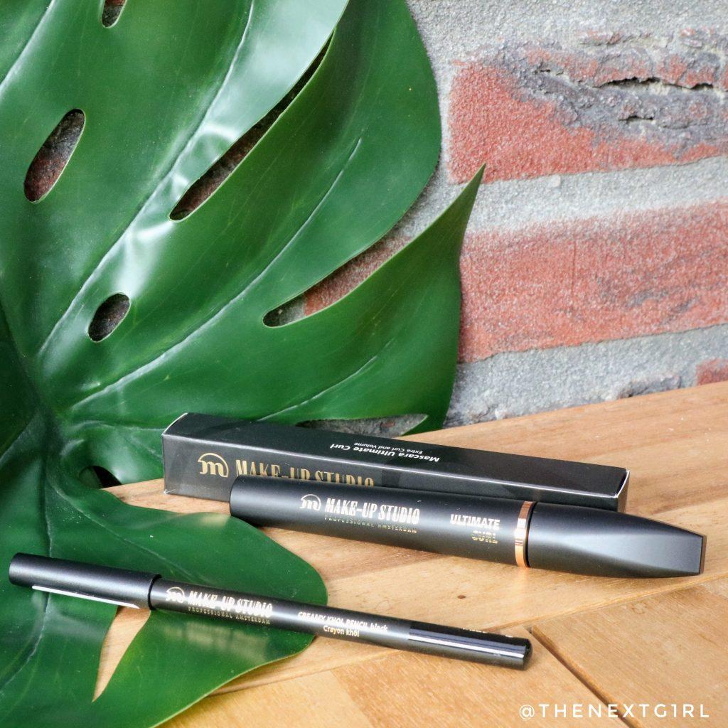 Make-up Studio Ultimate Curl mascara en kohl pencil