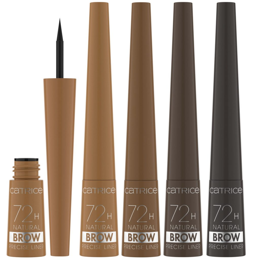 Catrice 72h Natural Brow precise liner 2021