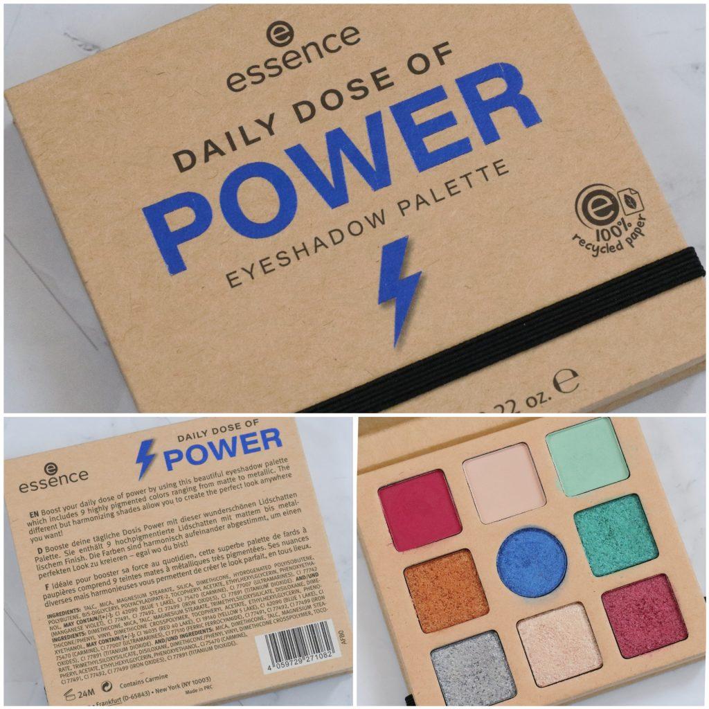 Te koop: Essence Daily Dose of POWER palette