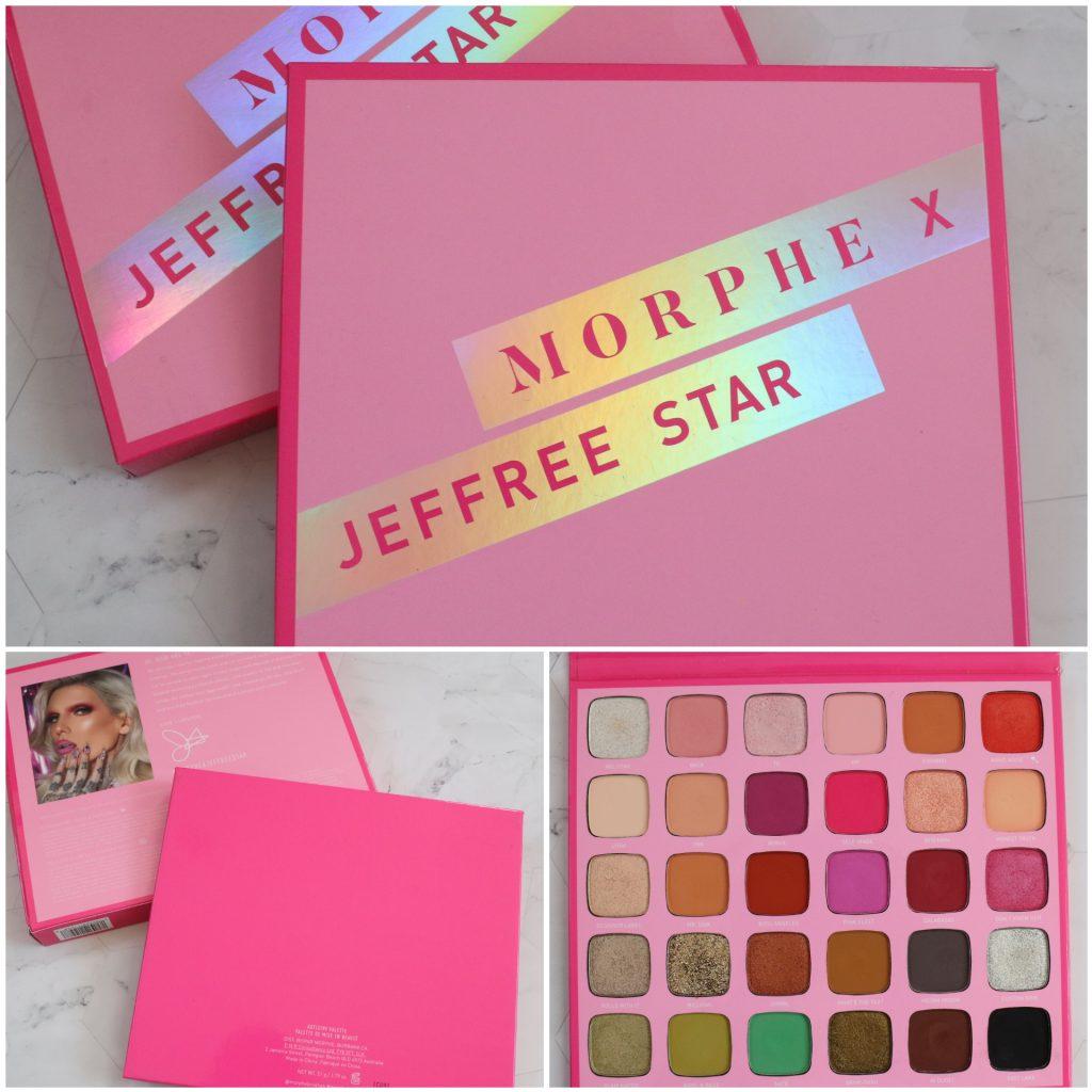Te koop: Morphe x Jeffree Star Artistry Palette
