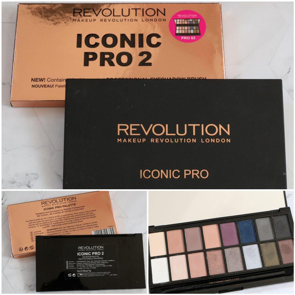 Te koop: Revolution Iconic Pro 2 Salvation palette