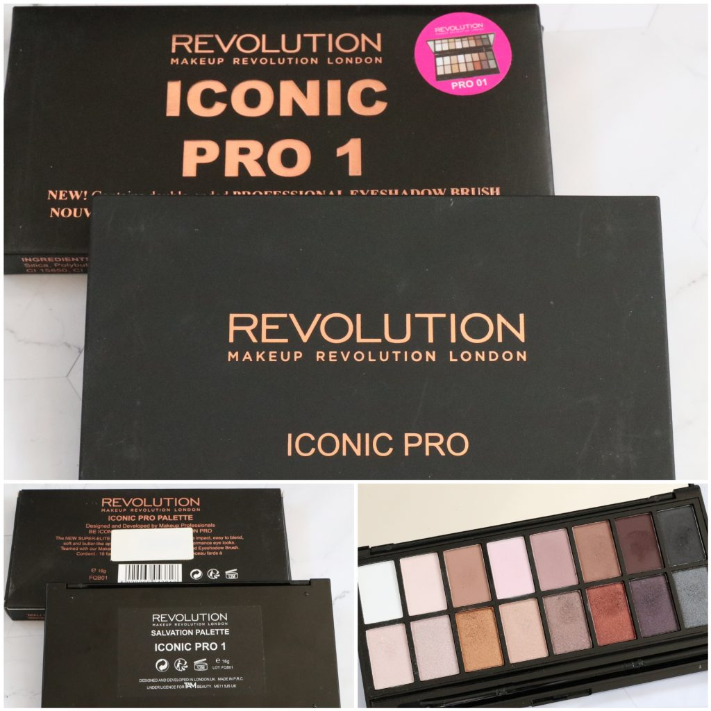 Te koop: Revolution Iconic Pro 1 Salvation palette