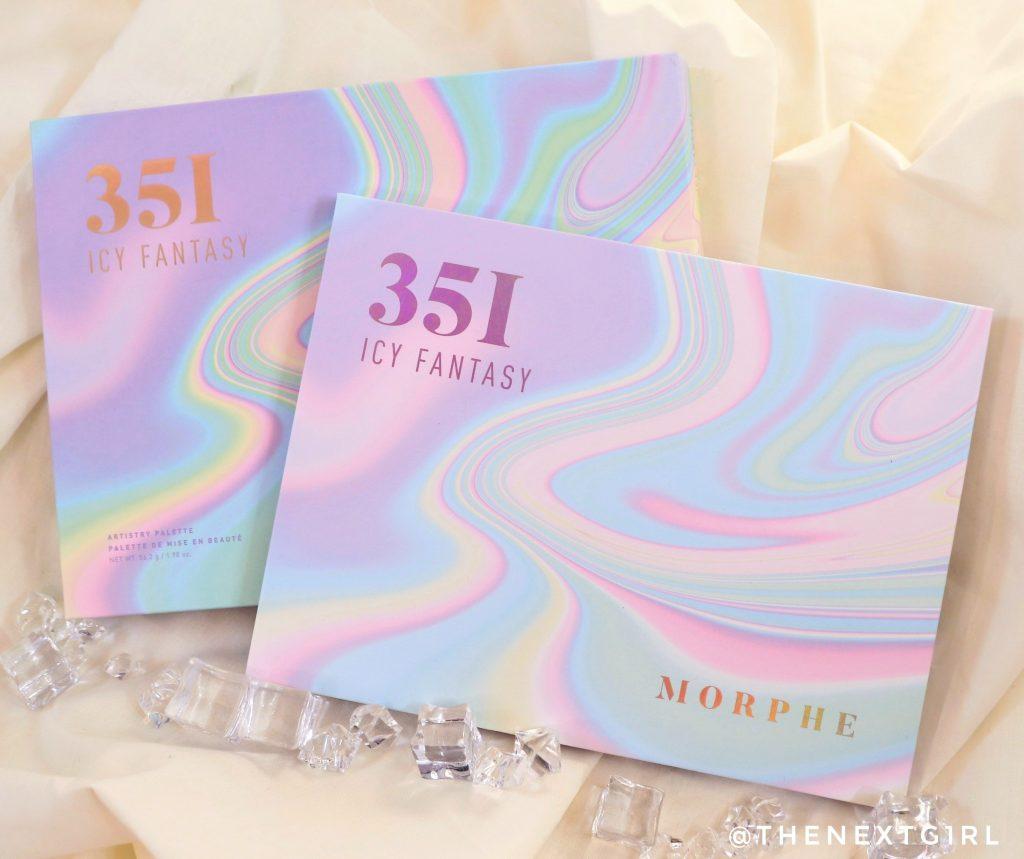 Pastel oogschaduwpalette van Morphe 35I