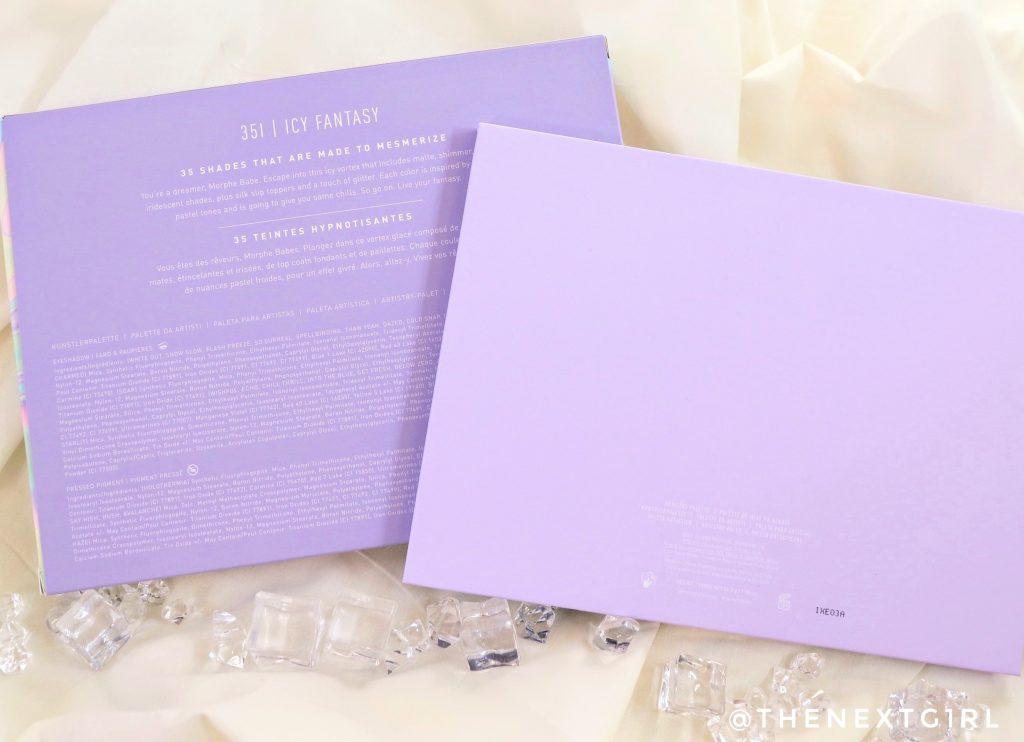 Icy fantasy pastel palette informatie