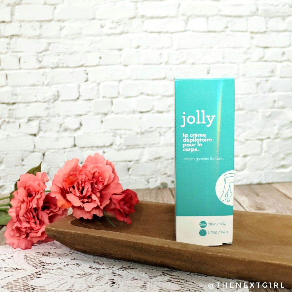 Jolly ontharingscrème voor het lichaam te koop bij Kruidvat