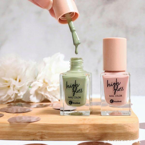 Review: Kruidvat High Gloss nagellak