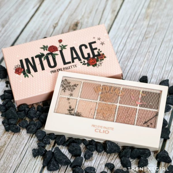 Review: CLIO Pro Eye Palette Into Lace