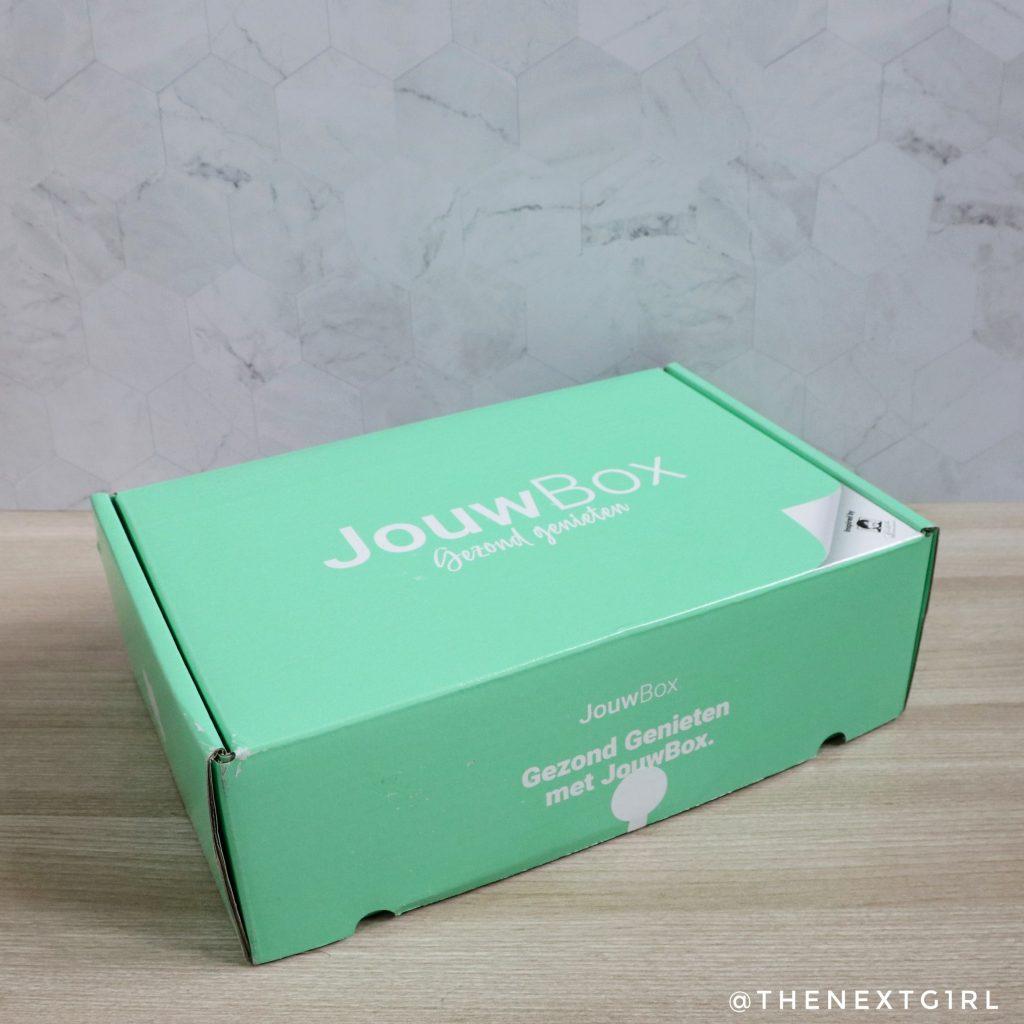 JouwBox Zomer 2021 Gezond genieten