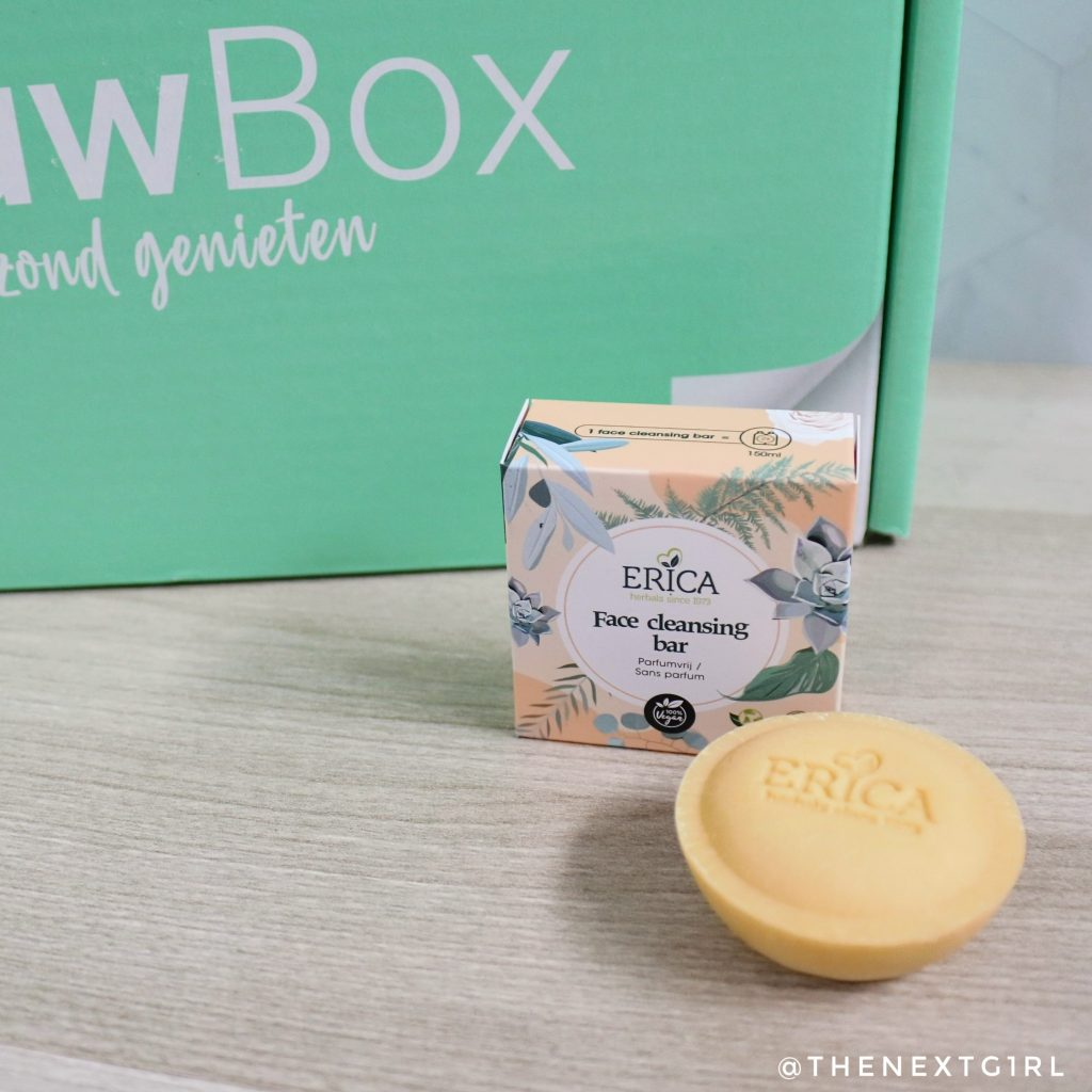 Erica Face Cleansing Bar