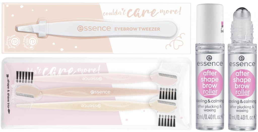 Brow Shaping products 2021
