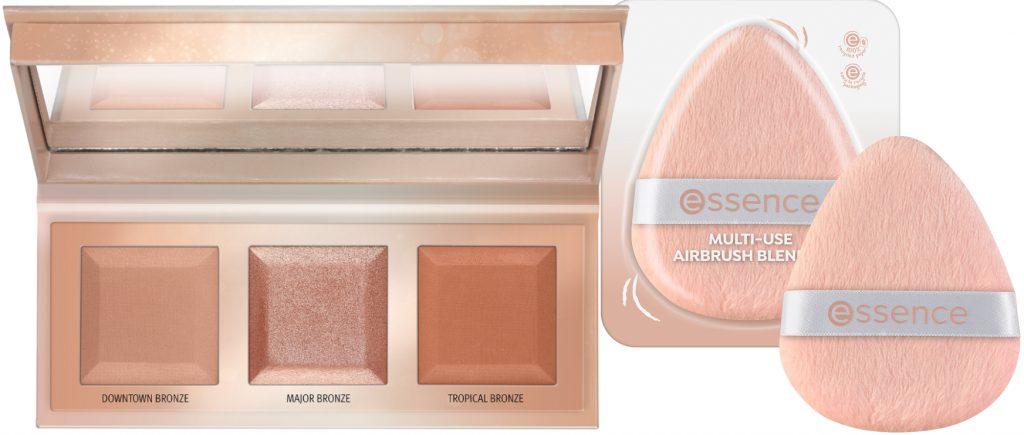Essence Bronze your way airbrush blender 2021