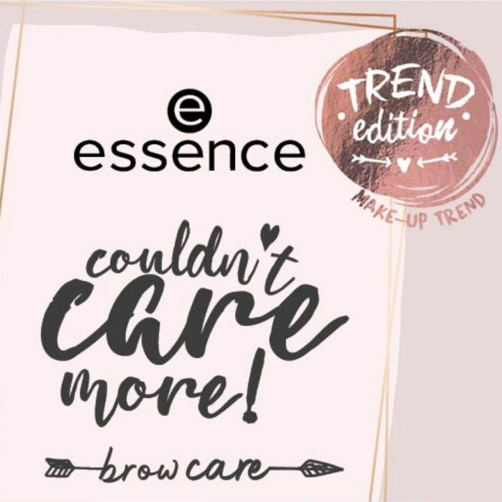 Essence LE 2021 Couldn't Care more brow