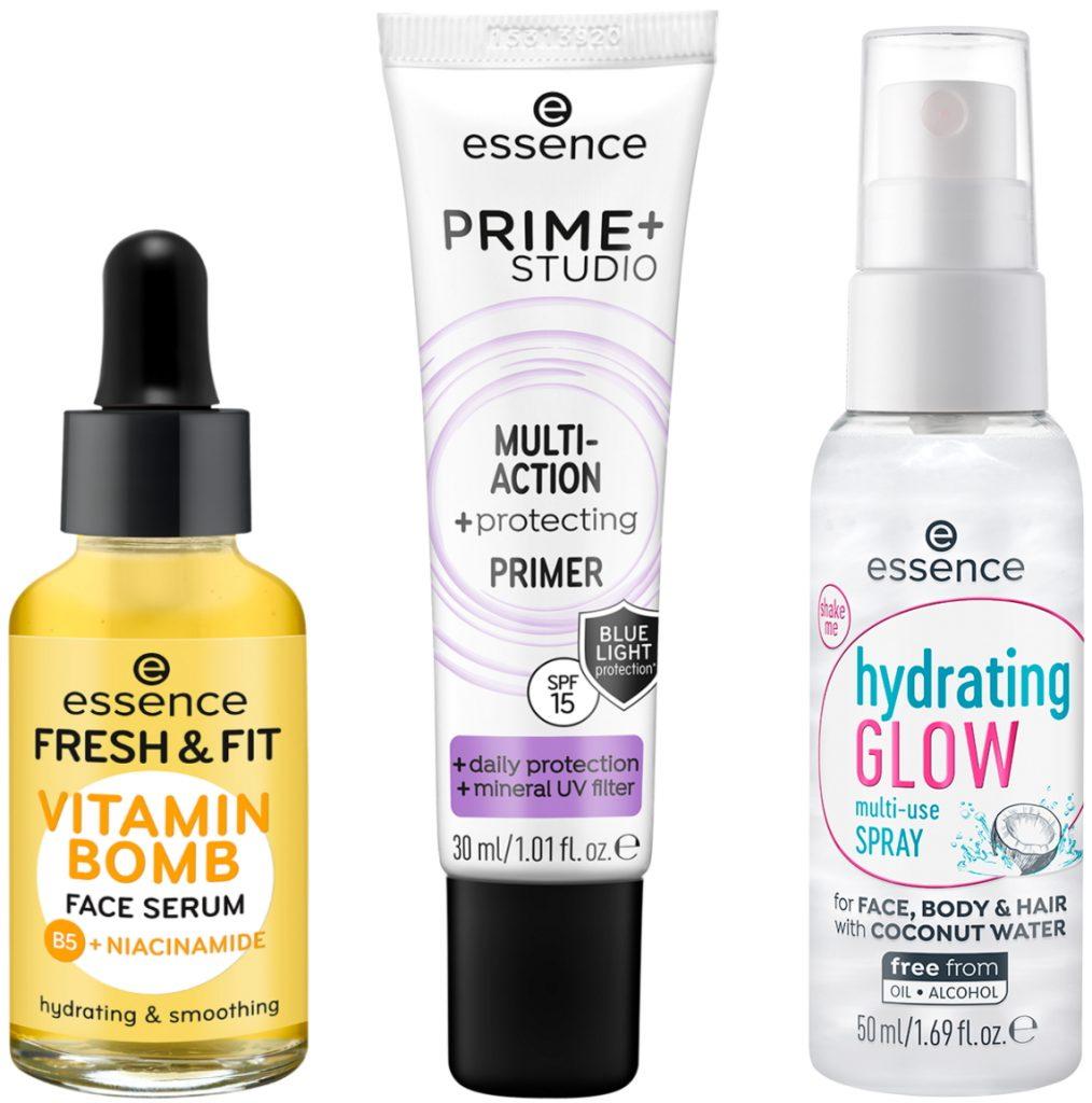 Essence Vitamin Bomb Primer Glow spray