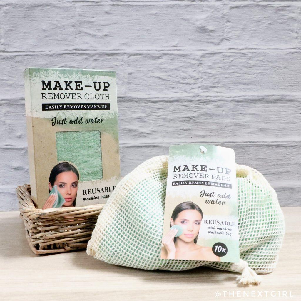 Action Make-up Remover Cloth en Pads