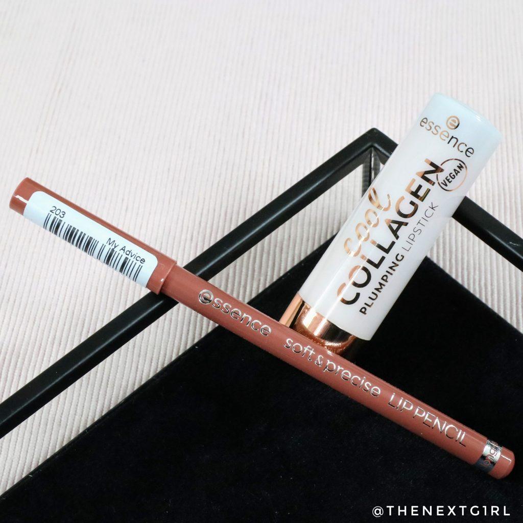 Cool Collagen lipstick en lippotlood Essence herfst 2021
