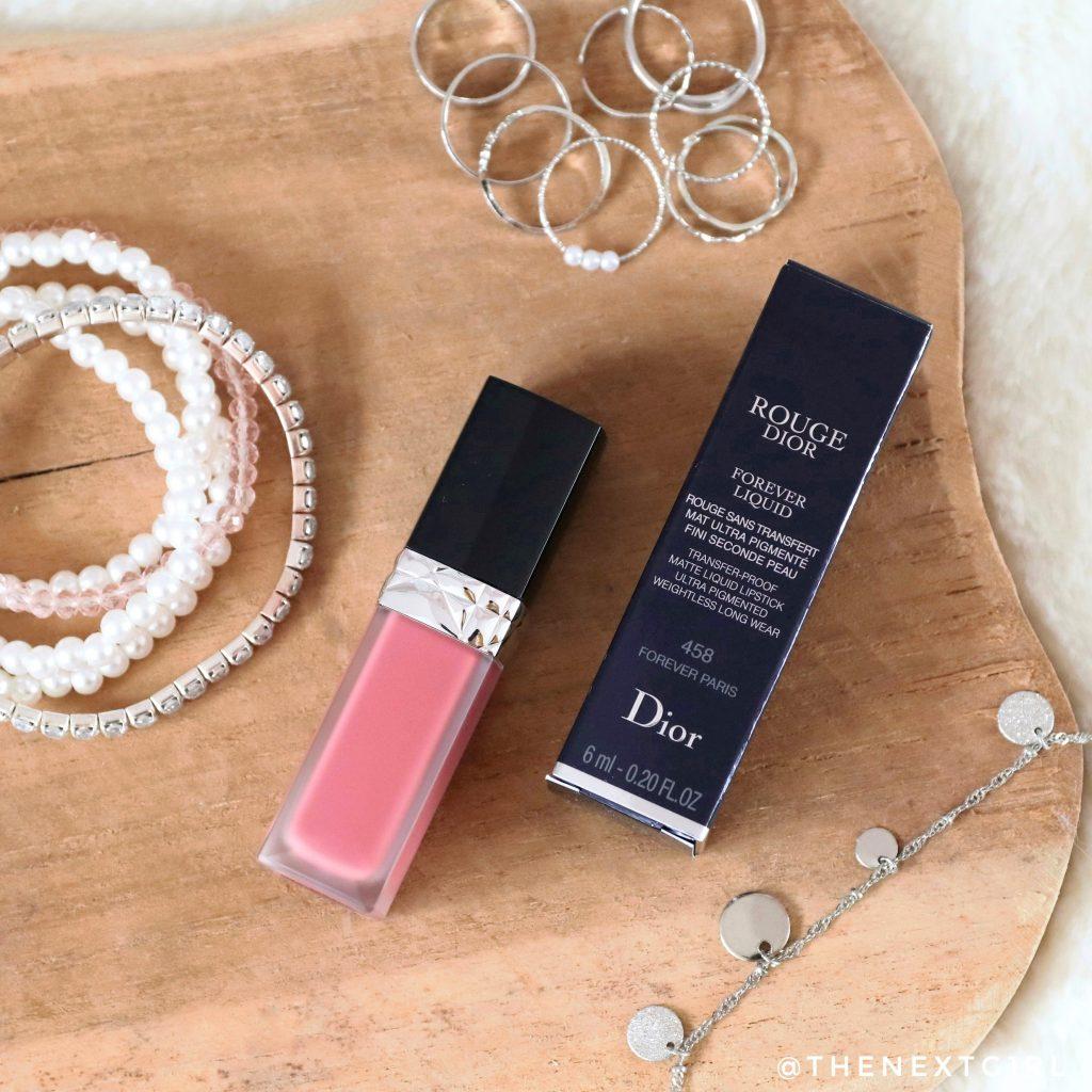 Forever Paris liquid lipstick van ROUGE DIOR