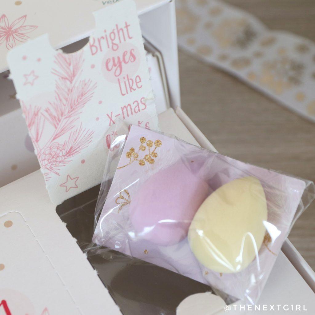 Mini beautyblender sponsjes